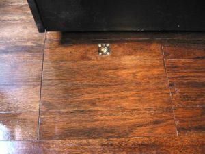 trap holes